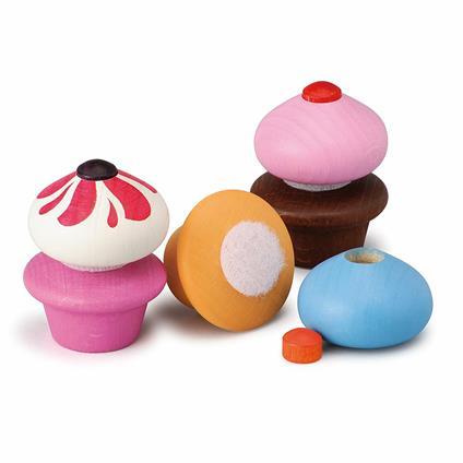 Erzi 13225. Cupcakes