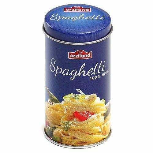 Erzi 17180. Pasta Spaghetti In Scatoletta Di Metallo