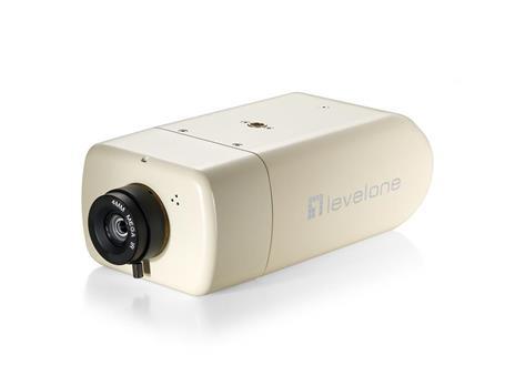 LevelOne FCS-1131 IP security camera Scatola Beige