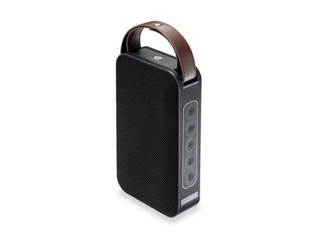 Conceptronic BRONE01B altoparlante portatile 10 W Altoparlante portatile stereo Nero, Bronzo