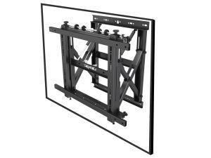 """Equip 650325 supporto da parete per tv a schermo piatto 139,7 cm (55"""") Nero - 2"""