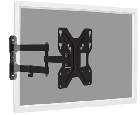 """Digitus DA-90357 TV mount 106,7 cm (42"""") Nero - 2"""