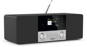 TechniSat DigitRadio 4 C Personale Digitale Nero, Argento - 2