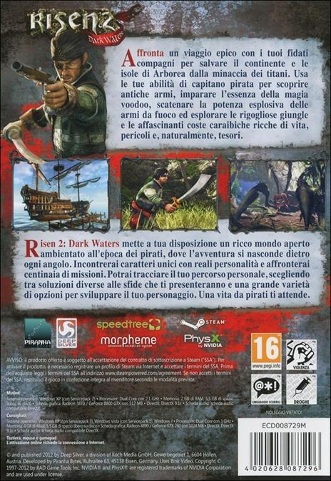 Risen 2 : Dark Waters - PC - 11