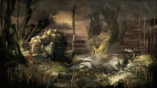 The Dark Eye - Chains of Satinav - PC - 2