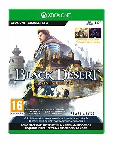 Black Desert - Prestige Edition - XONE