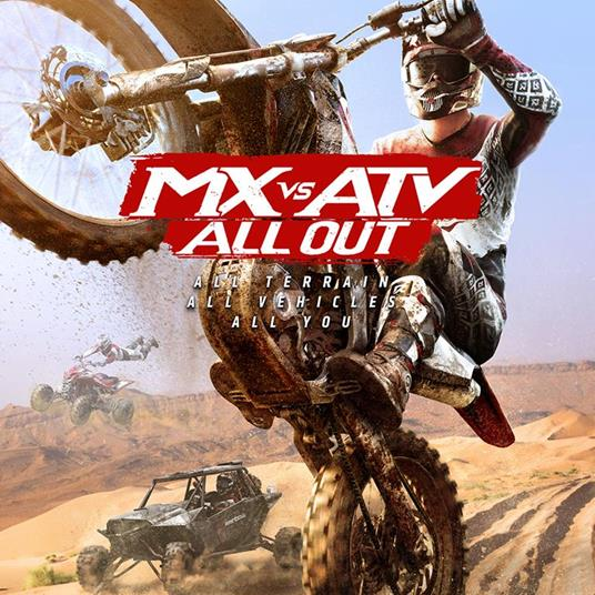 MX vs ATV All Out - Switch