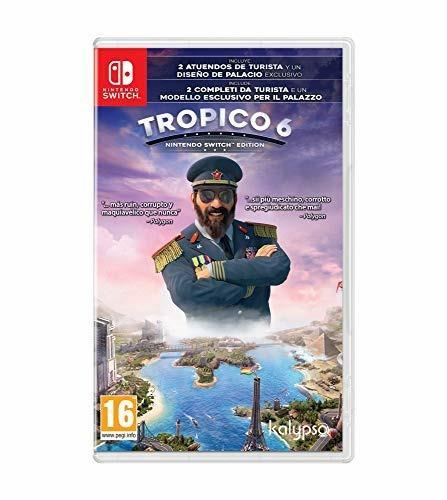 Tropico 6 - Switch