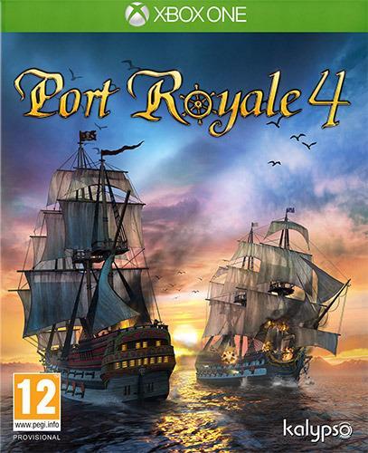 Port Royale 4 - XONE
