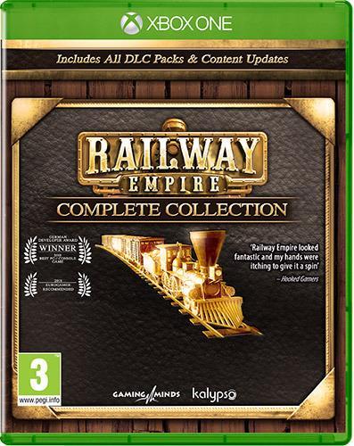 Railway Empire Complete Collection - XONE