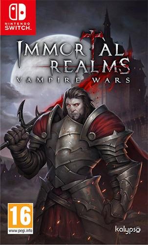 Immortal Realms: Vampire Wars - SWITCH