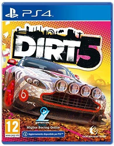 DIRT 5 Standard Edition - PS4