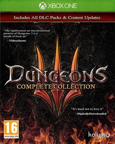 Dungeons 3 - Complete Collection - XONE