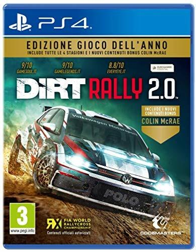 Dirt Rally 2.0 GOTY - PS4