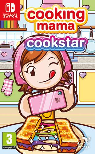 Cooking Mama: CookStar - SWITCH