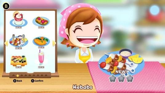 Cooking Mama: CookStar - SWITCH - 2