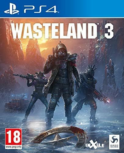 Wasteland 3 Day One Edition PS4 Other PlayStation 4