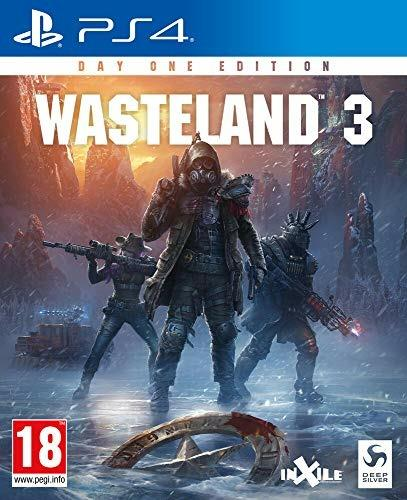 Wasteland 3 : Day One Edition pour PS4 PlayStation 4 [Edizione: Francia]
