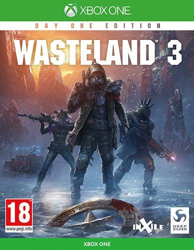 Wasteland 3 Day One Edition - XONE