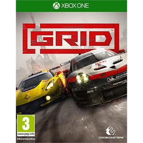 Grid D1 Edition - XONE - 2