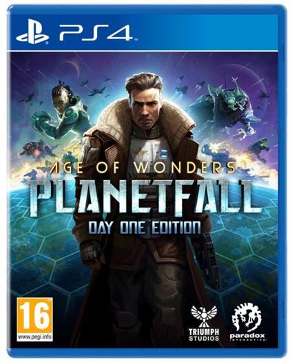 Koch Media Age of Wonders: Planetfall Day One Edition, PS4 PlayStation 4 ESP,ITA