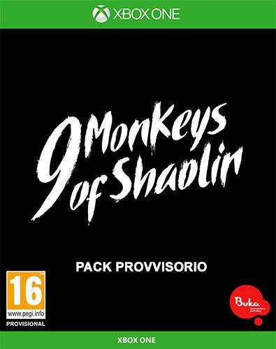 9 Monkeys of Shaolin - XONE