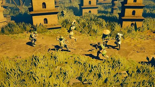 9 Monkeys of Shaolin - PS4 - 11