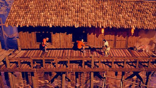9 Monkeys of Shaolin - PS4 - 3