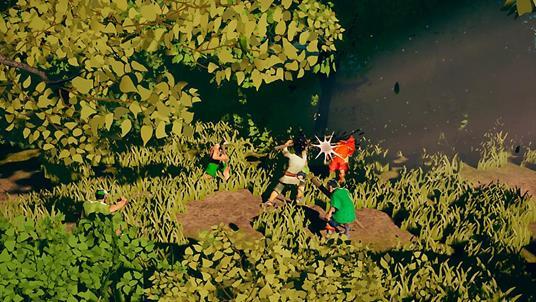 9 Monkeys of Shaolin - PS4 - 4