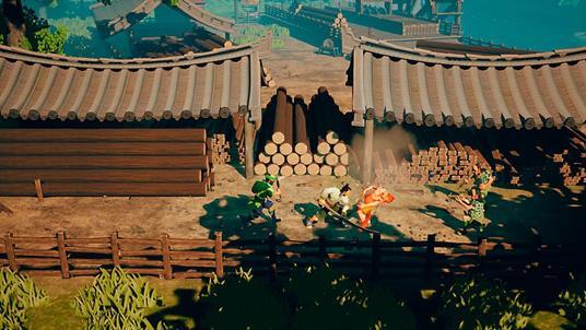 9 Monkeys of Shaolin - PS4 - 6