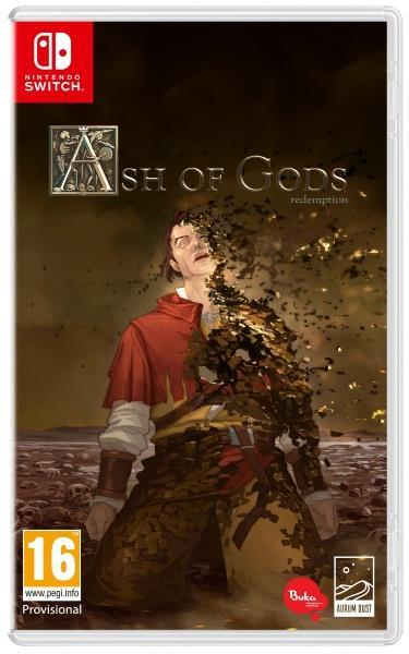 Ash of Gods: Redemption - SWITCH - 2