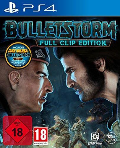 Bulletstorm Full Clip Edition PlayStation 4 [Edizione: Germania]