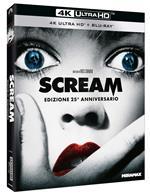 Scream (Blu-ray + Blu-ray Ultra HD 4K)
