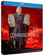 I dieci comandamenti. Steelbook (Blu-ray)
