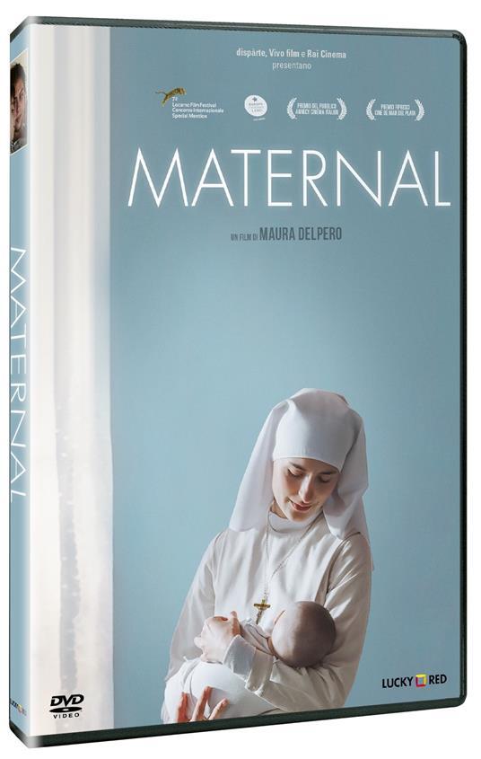 Maternal (DVD) di Maura Delpero - DVD