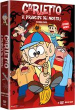 Carletto il principe dei mostri. Stagione 2 (6 DVD)