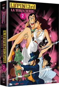 Lupin III. La terza serie vol.2 (6 DVD)