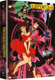 Lupin III. La terza serie vol.1 (6 DVD)