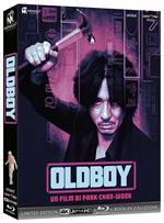 Oldboy (Edizione limitata + booklet) (Blu-ray + Blu-ray Ultra HD 4K)
