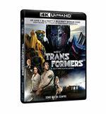 Transformers. L'ultimo cavaliere (Blu-ray + Blu-ray Ultra HD 4K)