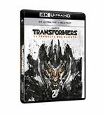 Transformers 2. La vendetta del caduto (Blu-ray + Blu-ray 4K Ultra HD)
