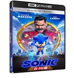 Sonic. Il Film (Blu-ray + Blu-ray Ultra HD 4K)