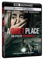 A Quiet Place. Un posto tranquillo (Blu-ray + Blu-ray Ultra HD 4K)