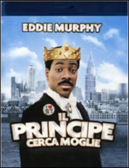 Il principe cerca moglie (Blu-ray) di John Landis - Blu-ray