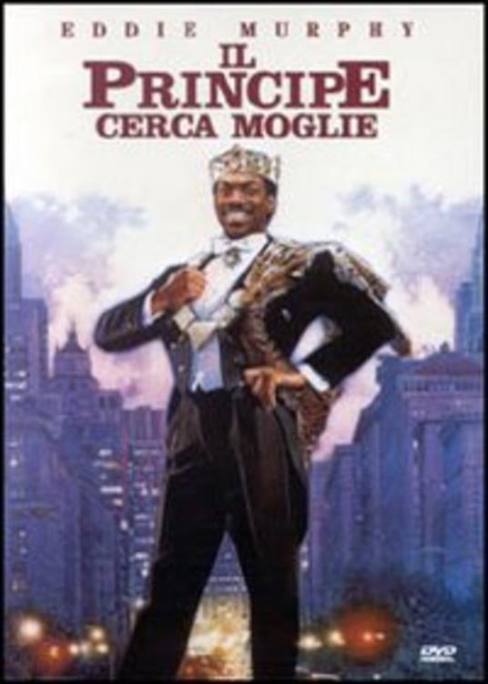 Il principe cerca moglie (DVD) di John Landis - DVD