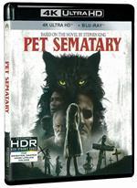 Pet Sematary (2019) (Blu-ray + Blu-ray Ultra HD 4K)