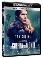 La guerra dei mondi (Blu-ray + Blu-ray UltraHD 4K)