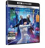 Ghost in the Shell (Blu-ray + Blu-ray 4K Ultra HD)