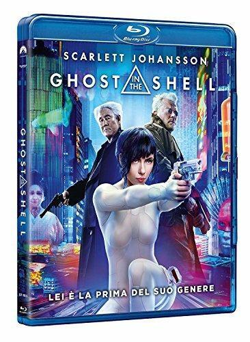 Ghost in the Shell (Blu-ray) di Rupert Sanders - Blu-ray