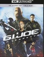 G.I. Joe 2. La vendetta (Blu-ray + Blu-ray Ultra HD 4K)